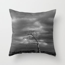 Whoville Tree Throw Pillow