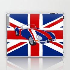 Shaguar (on Union Jack) Laptop & iPad Skin