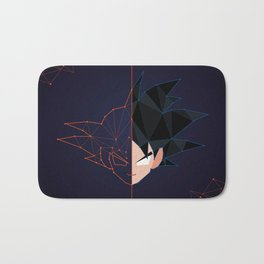 09 | Constellation Goku | Dragon Ball Bath Mat