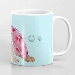 Turtley Too Cool Coffee Mug