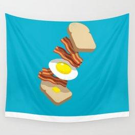 Bacon Sandwich Wall Tapestry
