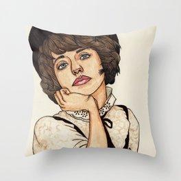Kimbra Throw Pillow