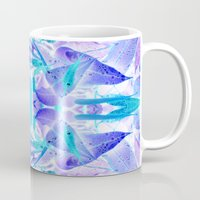 crystal Mugs featuring Crystal by Cs025