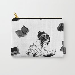 female wisdom Carry-All Pouch