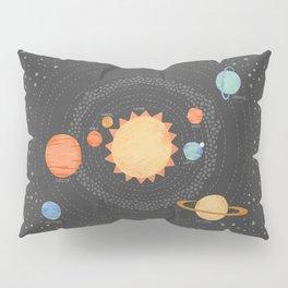 Our Solar System Pillow Sham