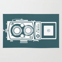 Yashica MAT 124G Camera Rug