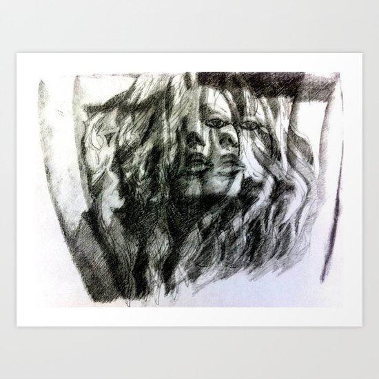 Kate 1.0 Art Print