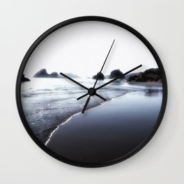 This is why at Moonstone Beach Trinidad California Wall Clock