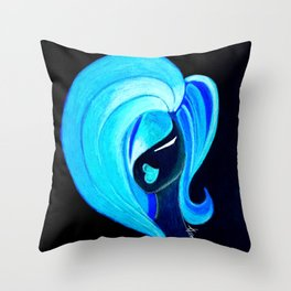 Fancy nite Throw Pillow