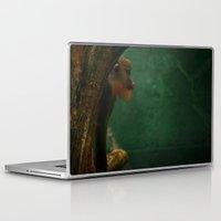 ape Laptop & iPad Skins featuring APE by Ersen-T