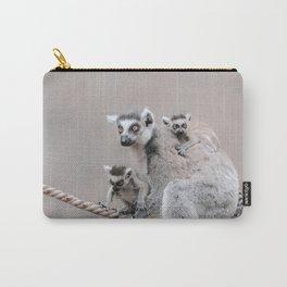 LEMURS by Monika Strigel Carry-All Pouch