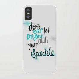 Unique Sparkle iPhone Case