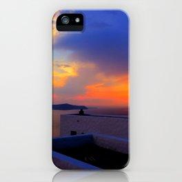 Enjoy the sunset iPhone Case