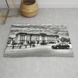 Buckingham Palace London Rug