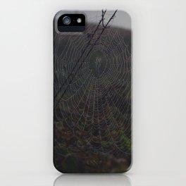 Grand Web iPhone Case