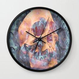 Death of a Galaxy Wall Clock