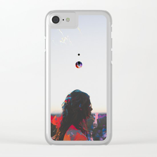 Alis Clear iPhone Case