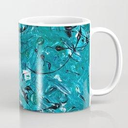 Green Chaos Coffee Mug