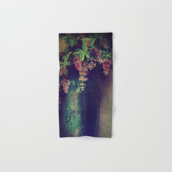 Wanton Blossoms Hand & Bath Towel