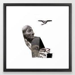 des13 Framed Art Print