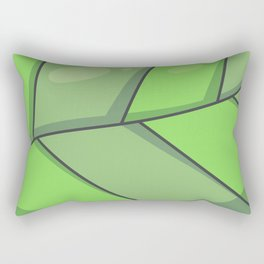 Giant Leaf Rectangular Pillow