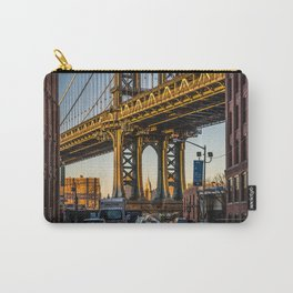 NY Icons Carry-All Pouch