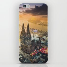 Cologne Cathedral iPhone Skin