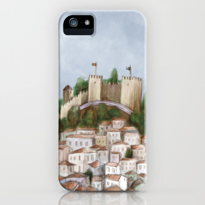 Lisboa landscape iPhone Case