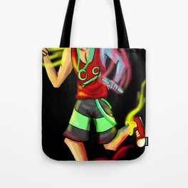 Raving Ryan Tote Bag