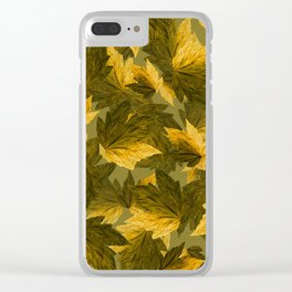Autumn moods n.9 Clear iPhone Case