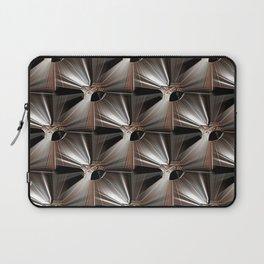 Metal Armour Screen Pattern Laptop Sleeve
