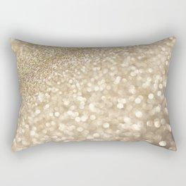 golden glow Rectangular Pillow