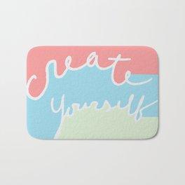 create yourself Bath Mat