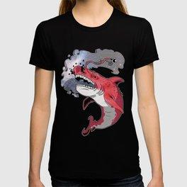 Space Shark T-shirt
