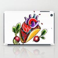 taco iPad Cases featuring Taco  by alxbngala