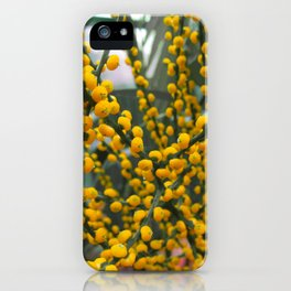 Yell-OW iPhone Case