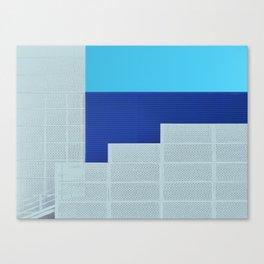 Skymetric Canvas Print