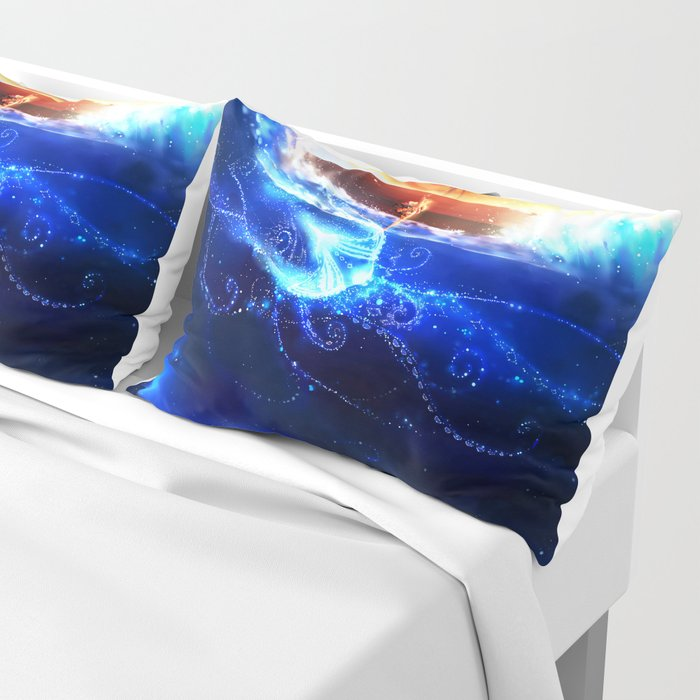 Endless Sea Pillow Sham