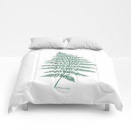 New Zealand Tree Fern Comforters