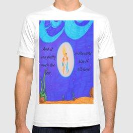 Underwater Kiss T-shirt