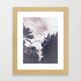 Come with Me Framed Art Print