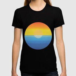 Sunset - Every Time We Say Goodbye T-shirt