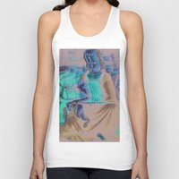 renaissance Tank Tops featuring Renaissance Horror Story by Norms
