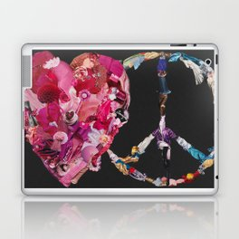 Song of Love and Peace Laptop & iPad Skin
