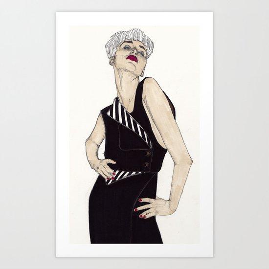 Penthouse & Pavements 1 Art Print