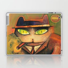 MR CAT Laptop & iPad Skin