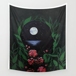 Light Pools Wall Tapestry
