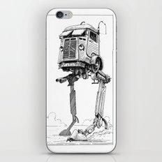 AT-CT Walker Type C iPhone & iPod Skin