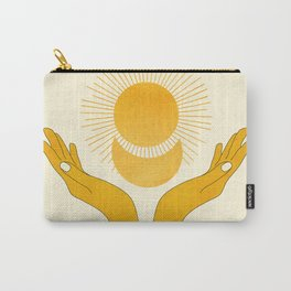 Holding the Light Carry-All Pouch