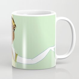 Sailor Disney Princess Tiana Coffee Mug